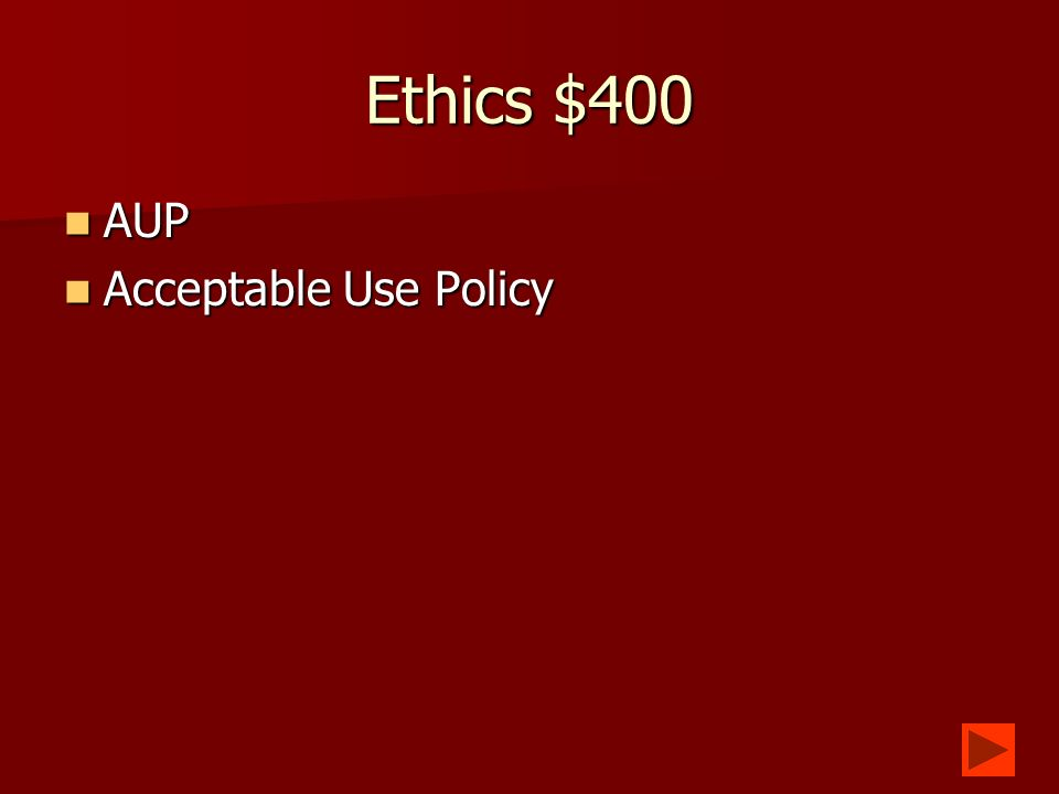 Ethics $300 What is the right to use an application you buy.