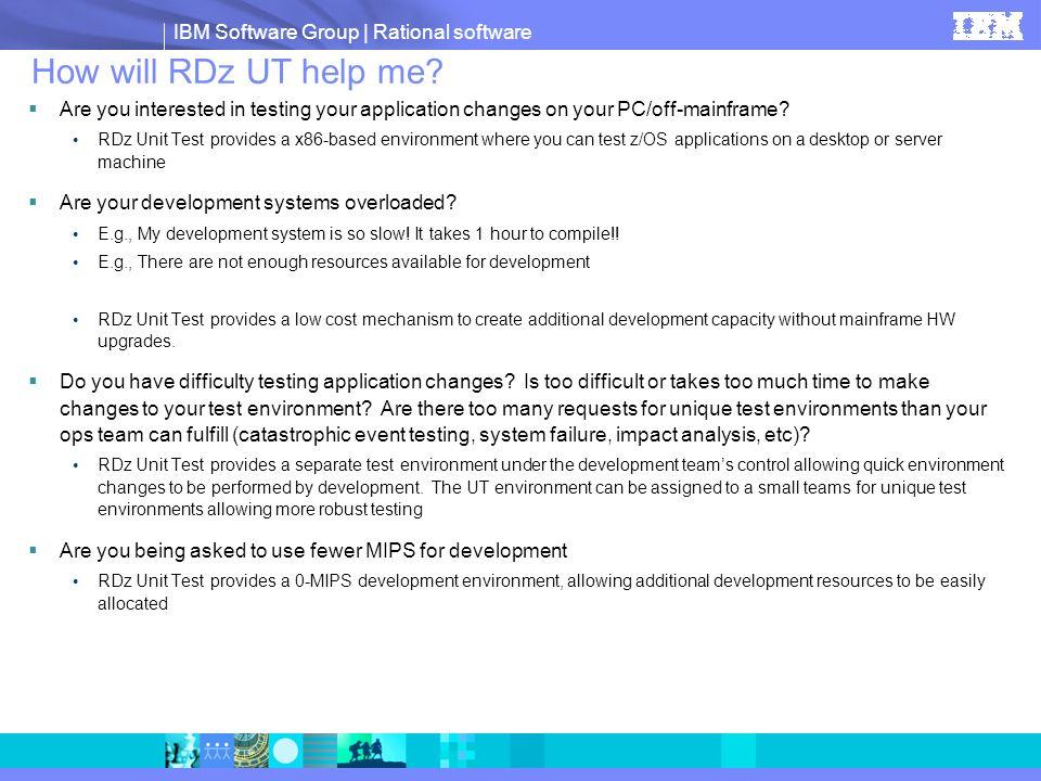 ® IBM Software Group © 2008 IBM Corporation How do we improve application quality.