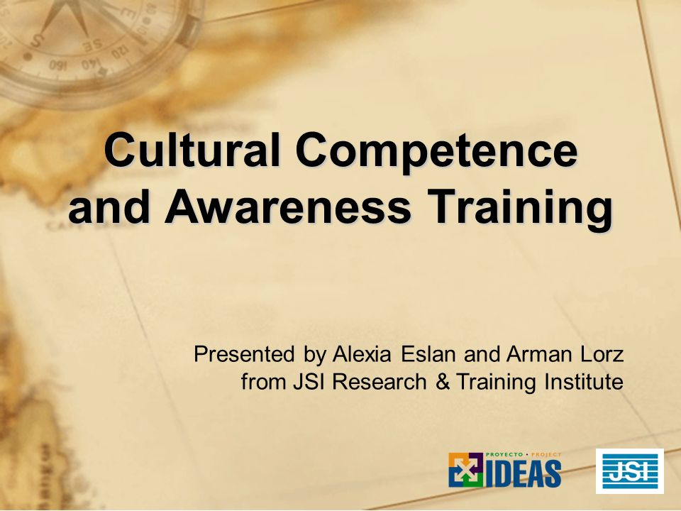 To become more culturally competent a system or health provider needs to: Value diversity Have capacity for cultural self- assessment Be conscious of the dynamics that occur when cultures interact Have knowledge of different cultural practices and worldviews