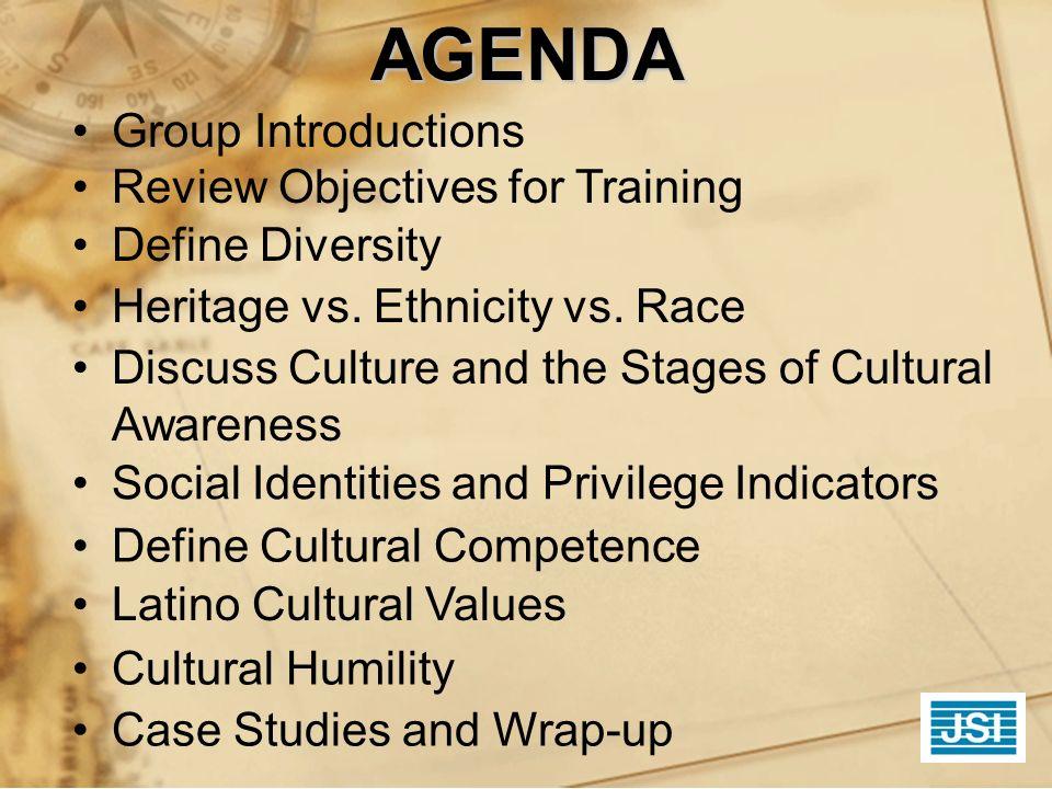 Some Latino Cultural Values Familismo (Family) Gender Roles –Marianismo –Machismo Respeto (Respect) Fatalismo (Fate)