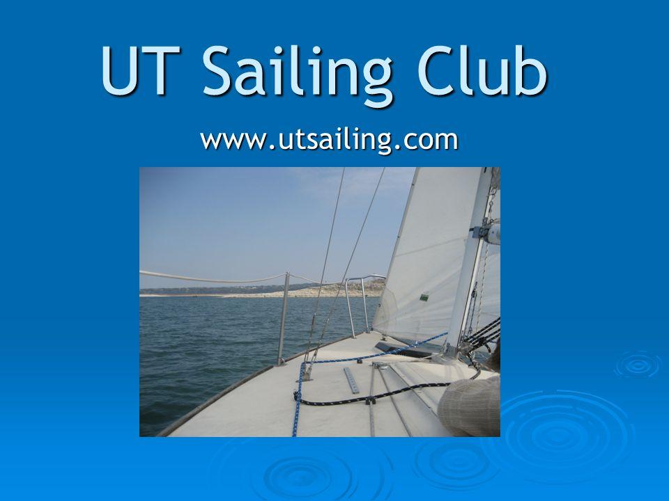 UT Sailing Club www.utsailing.com