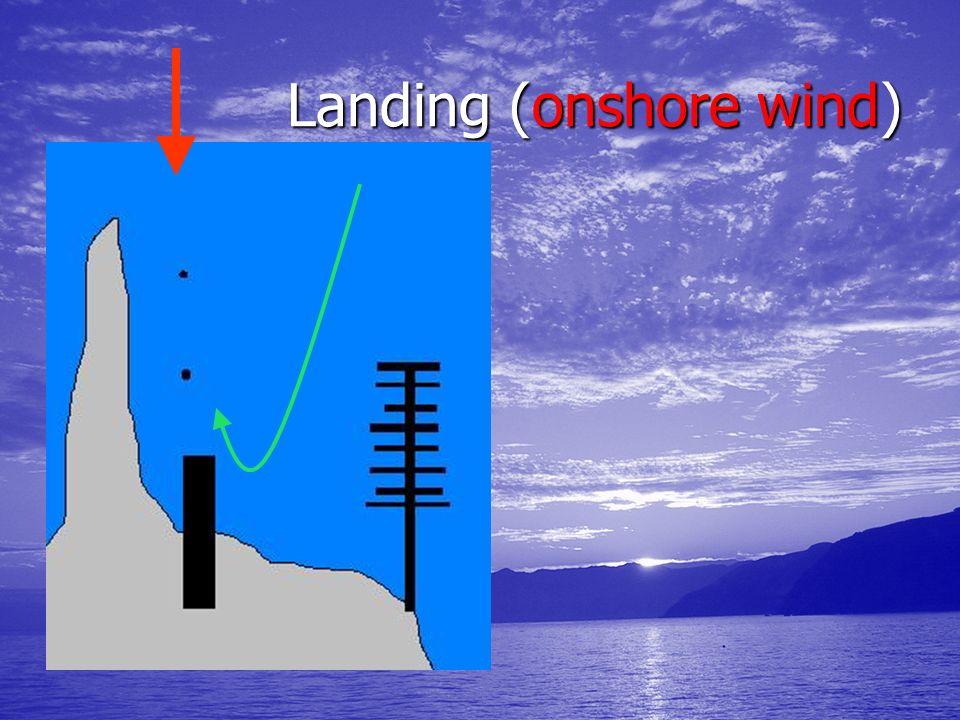 Landing (onshore wind) Landing (onshore wind)