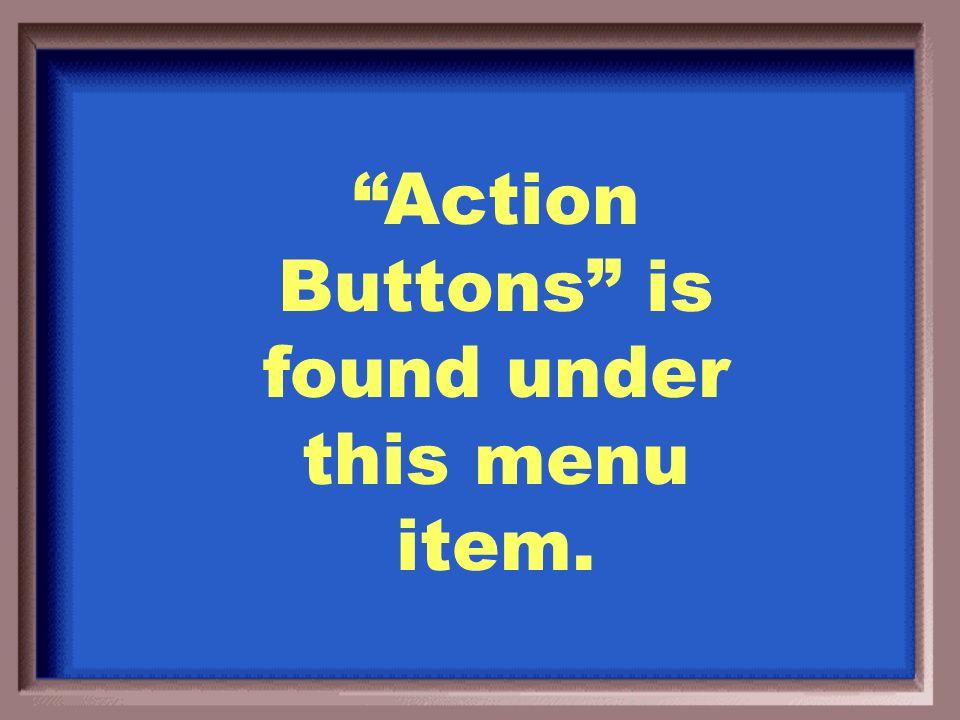 What is the Edit menu?