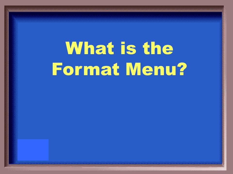 Slide Layout is found under this menu item.