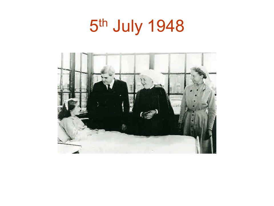 5 th July 1948