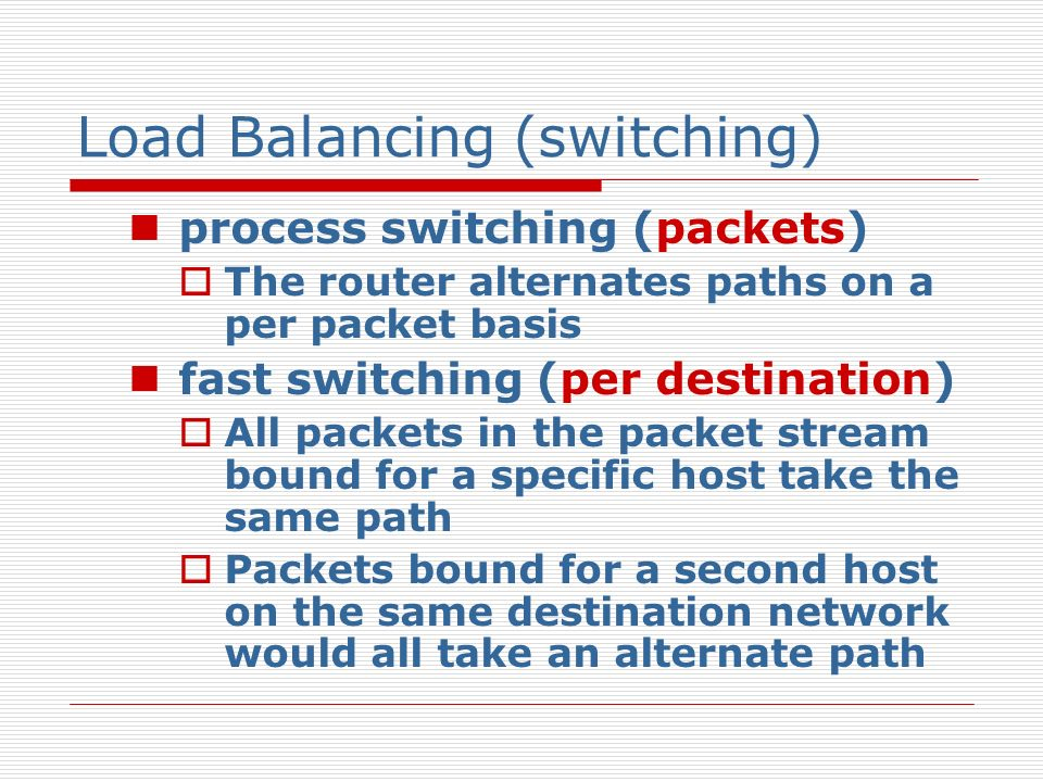 What is a Routing Loop?