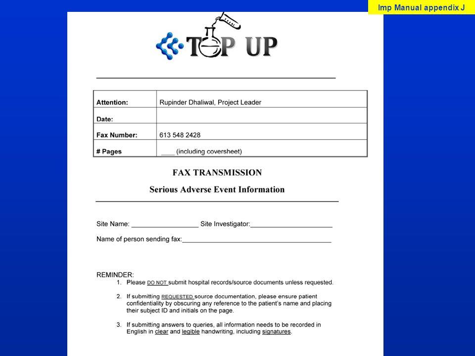 Imp Manual appendix J