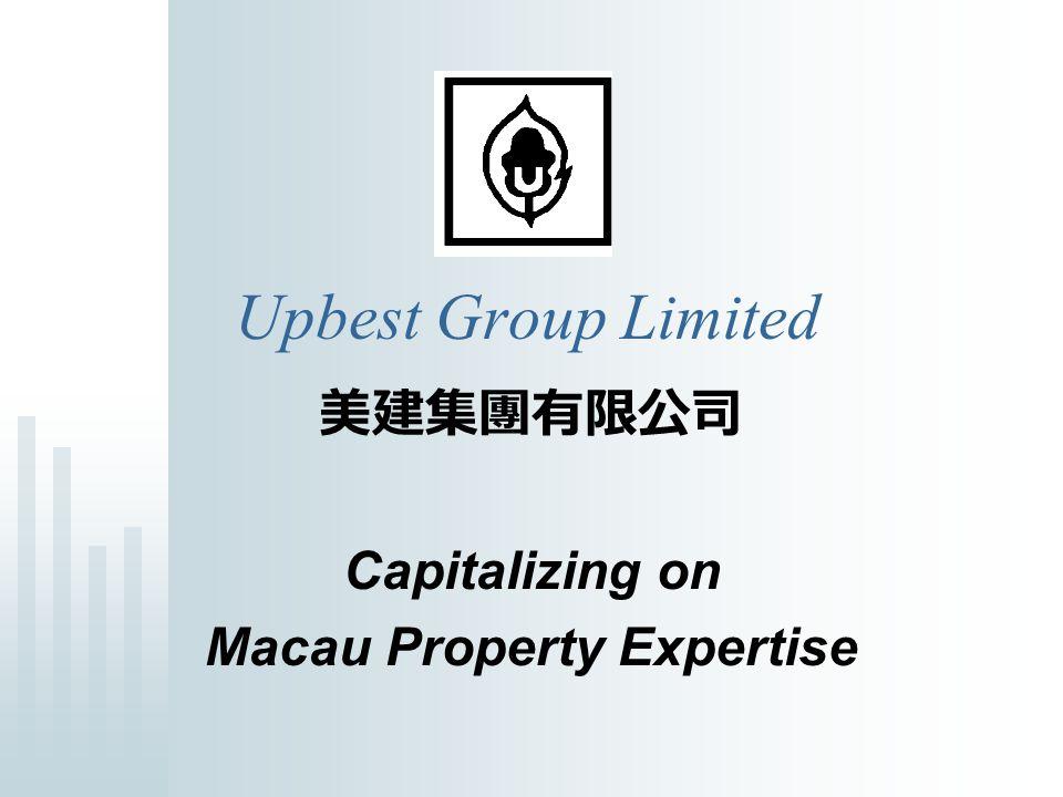 Property 3 Location in West-side Macau Property 3