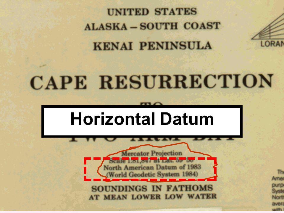 Horizontal Datum
