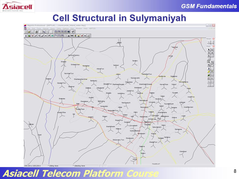 GSM Fundamentals Asiacell Telecom Platform Course 39 LAPD Interface