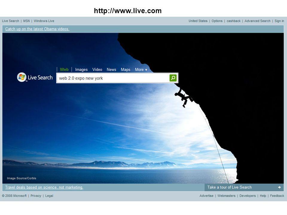 http://www.live.com