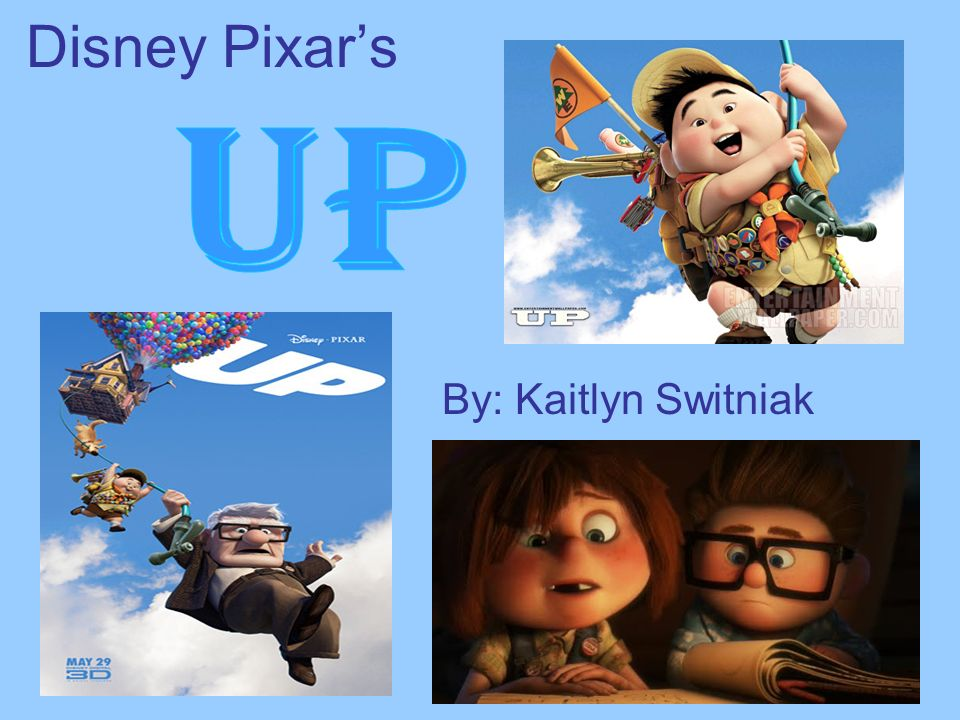 Disney Pixars By: Kaitlyn Switniak