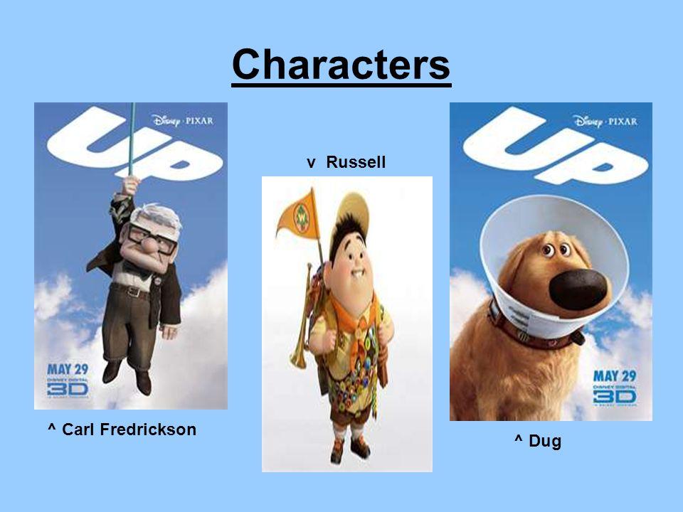 Characters ^ Carl Fredrickson v Russell ^ Dug