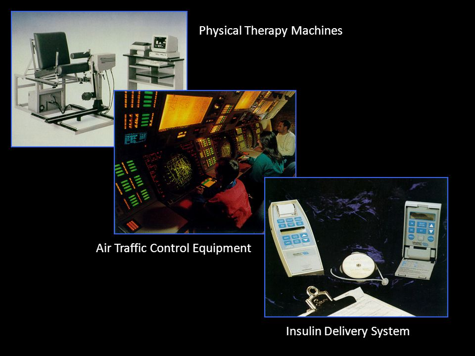 Insulin Delivery System Air Traffic Control Equipment Physical Therapy Machines