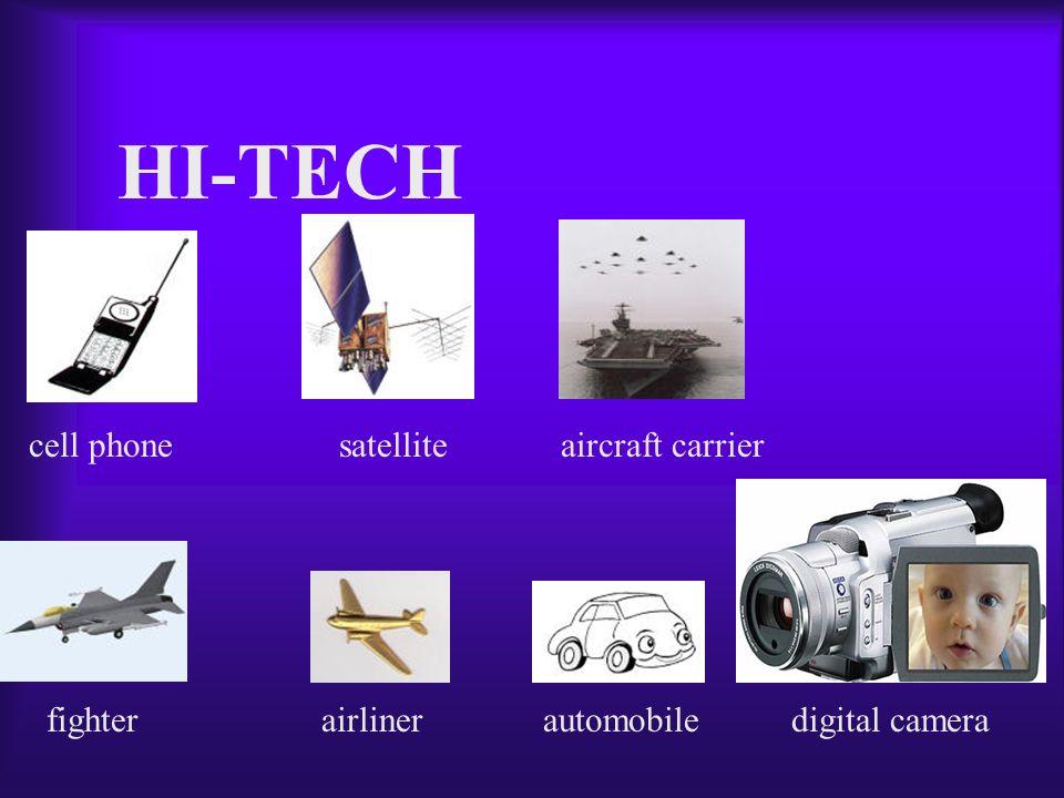 cell phonesatelliteaircraft carrier fighterairlinerautomobiledigital camera