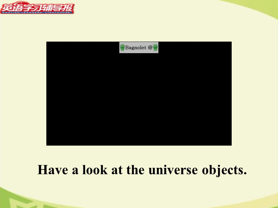 Have a look at the universe objects.