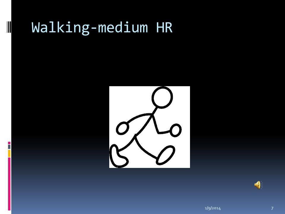 Jumping Jacks High Level HR 1/9/2014 8