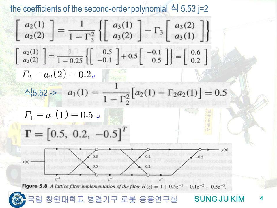 SUNG JU KIM 5 -.