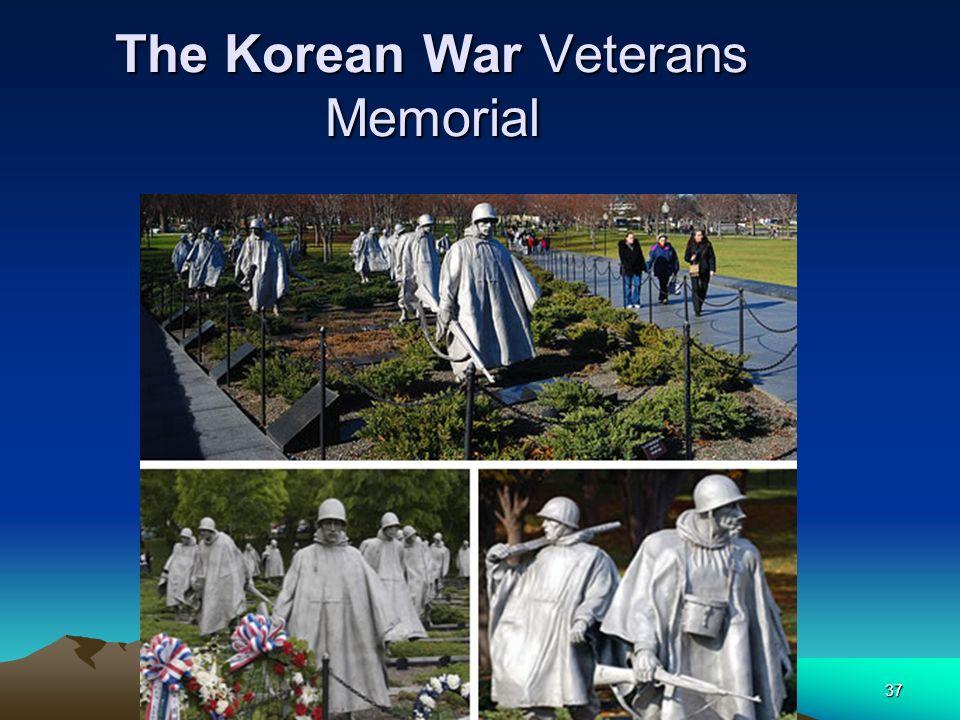 K. Mc Taggart37 The Korean War Veterans Memorial