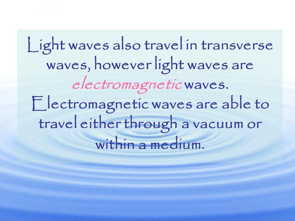 Different colors of light have different A: crests B: amplitudes C: wavelengths D: speeds