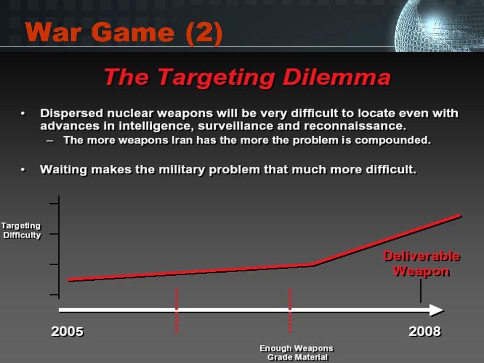 War Game (2)