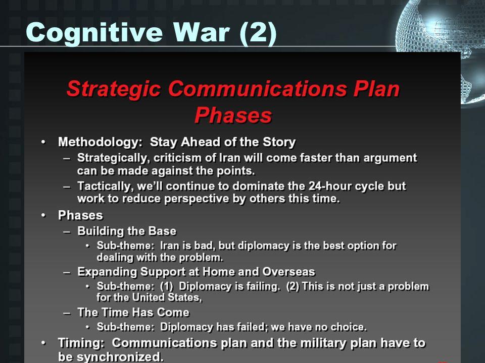 Cognitive War (2)