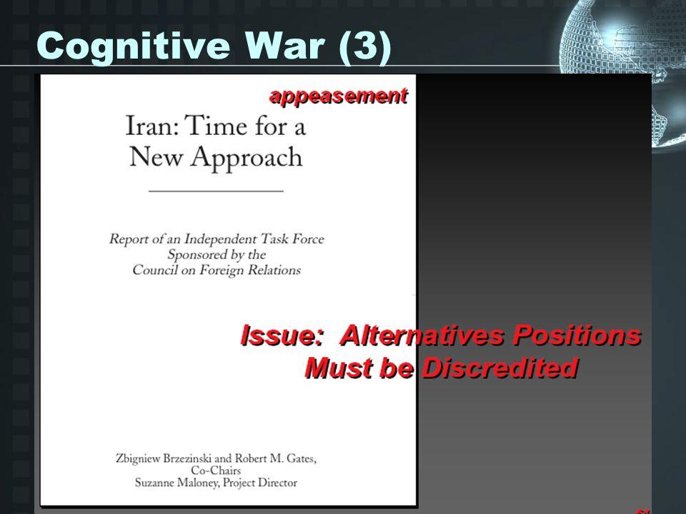 Cognitive War (3)