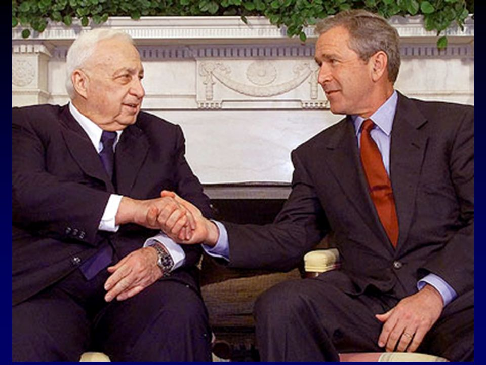 The 2002 State of the Union Address made it clear who had the Presidents ear. The neocons and the Israelis were now in full charge of the US policy to