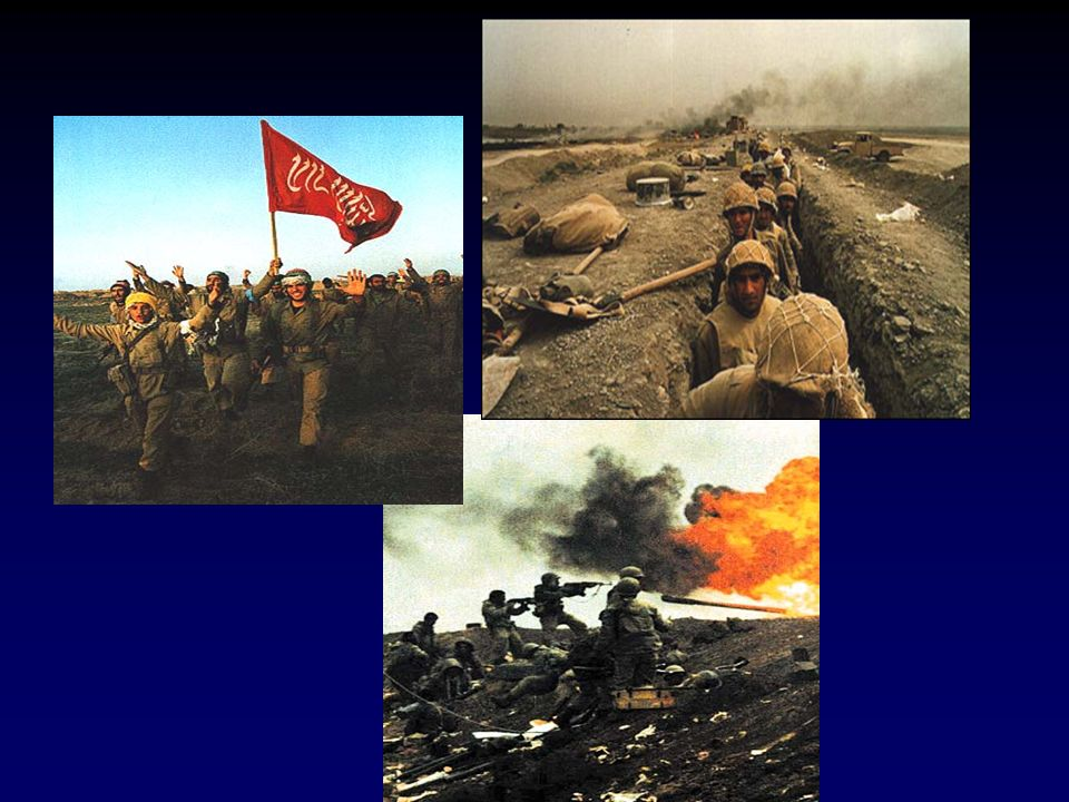 The Iran-Iraq war was one of the longest, costliest and most brutal wars of the 20th century. It lasted 8 years and was conducted in the style of WWI,