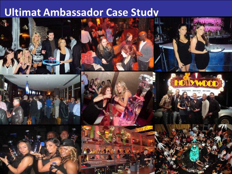 Ultimat Ambassador Case Study
