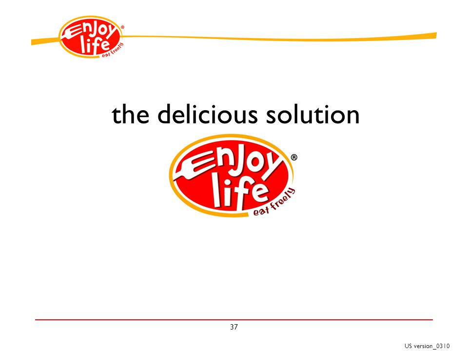 US version_ the delicious solution