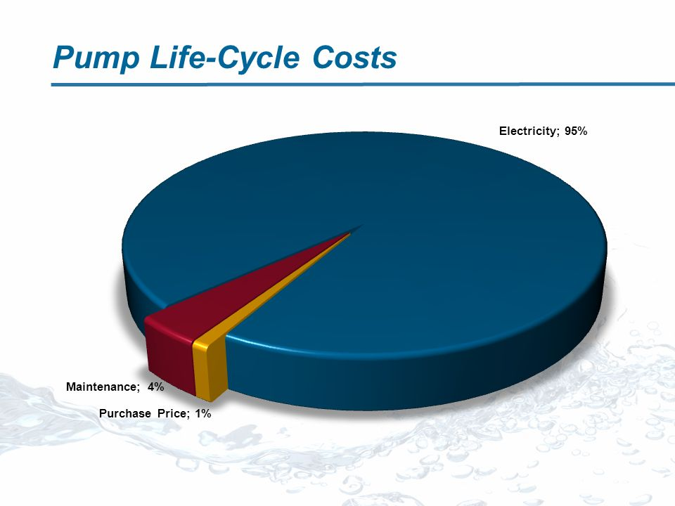Pump Life-Cycle Costs