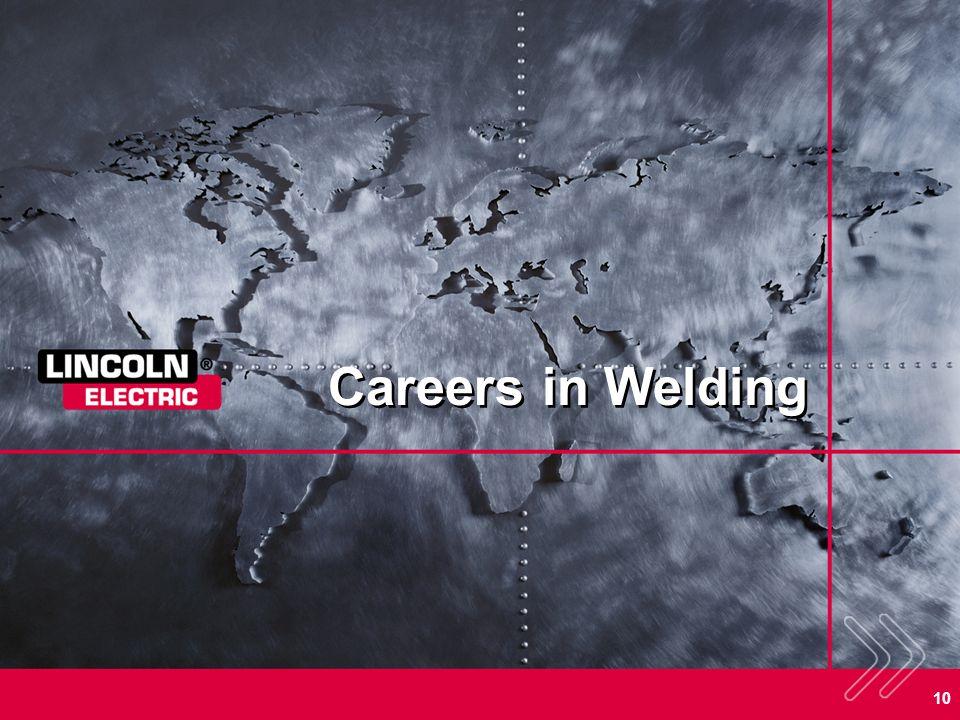 10 Careers in Welding