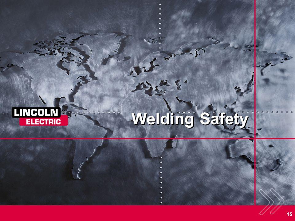 15 Welding Safety