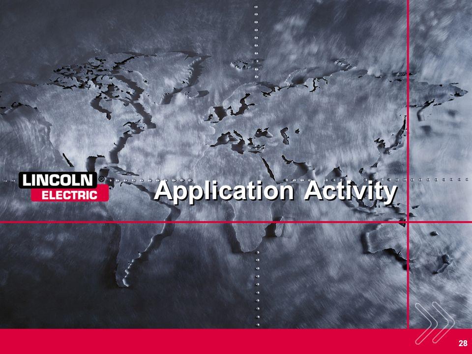 28 Application Activity