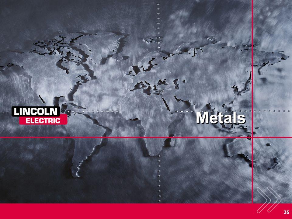 35 Metals