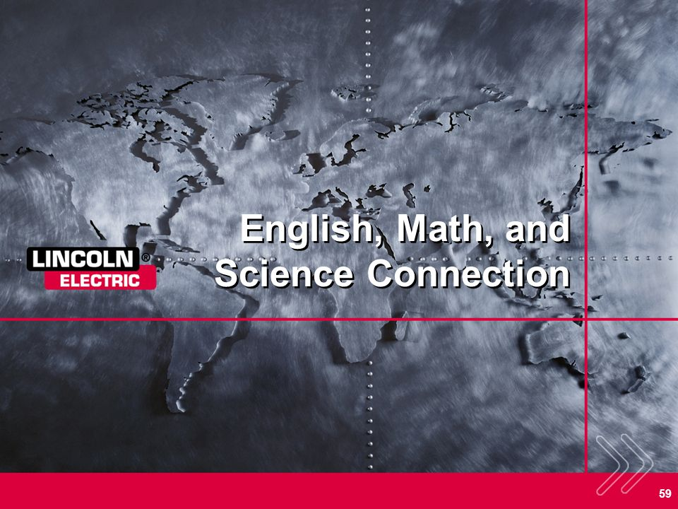 59 English, Math, and Science Connection