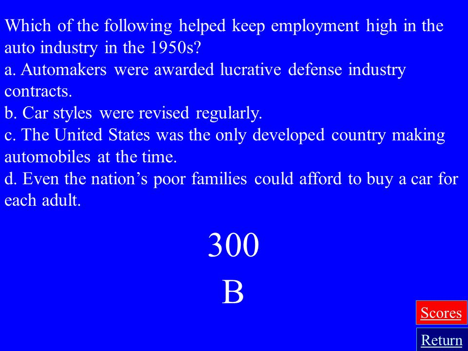 200 D Which of the following government agencies encouraged Americans to build bomb shelters in their yards? a. the Childrens Bureau b. the State Depa