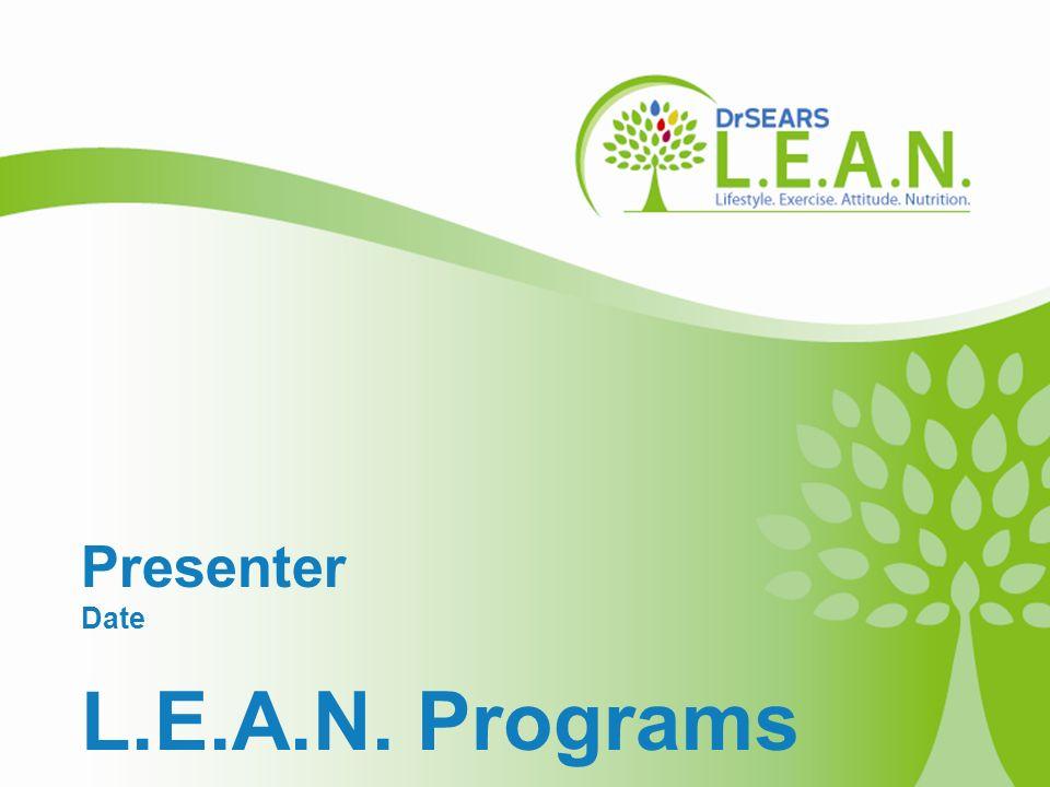 Copyright 2010 – The L.E.A.N.Group, LLC L.E.A.N.