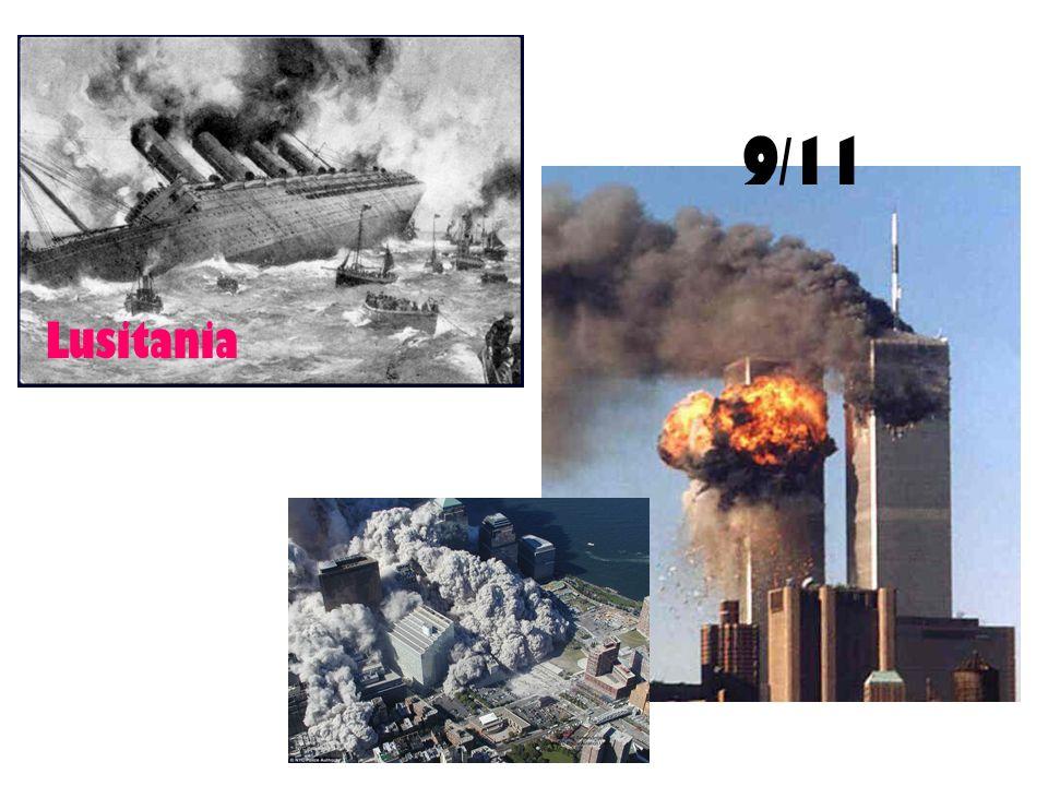 9/11 Lusitania