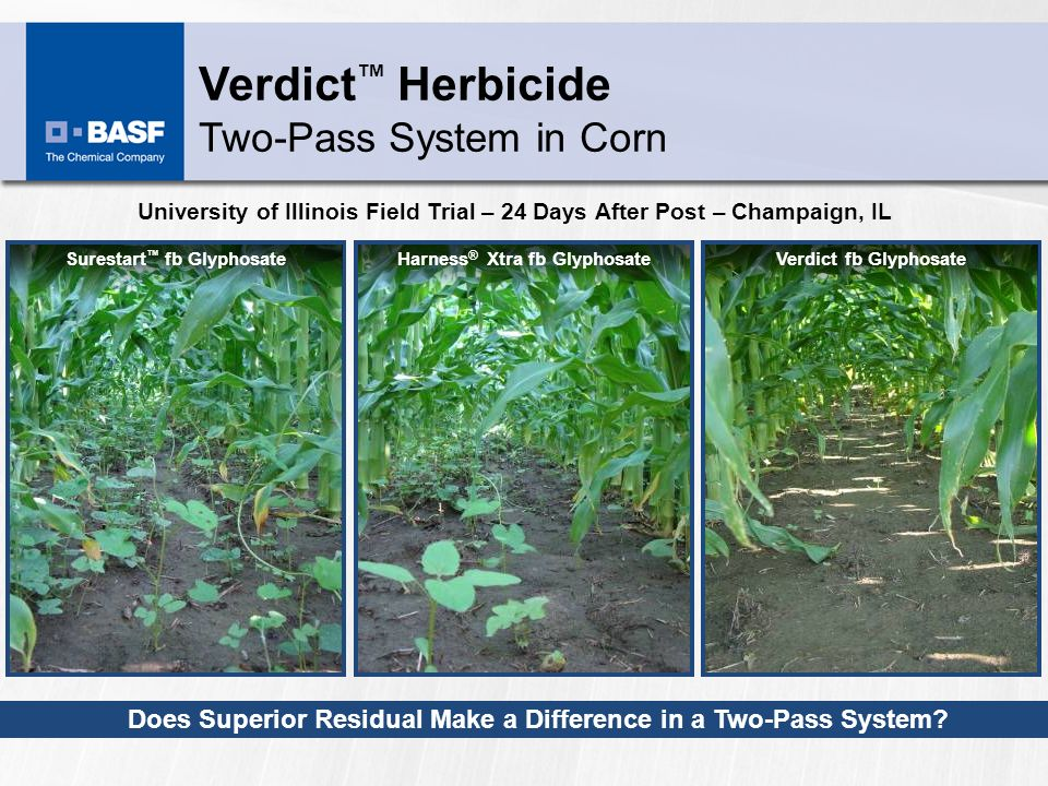 Does Superior Residual Make a Difference in a Two-Pass System.