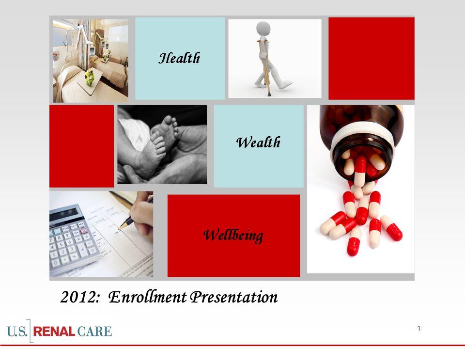 1 2012: Enrollment Presentation