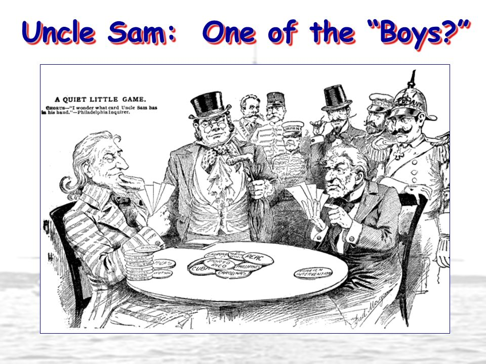 Uncle Sam: One of the Boys?