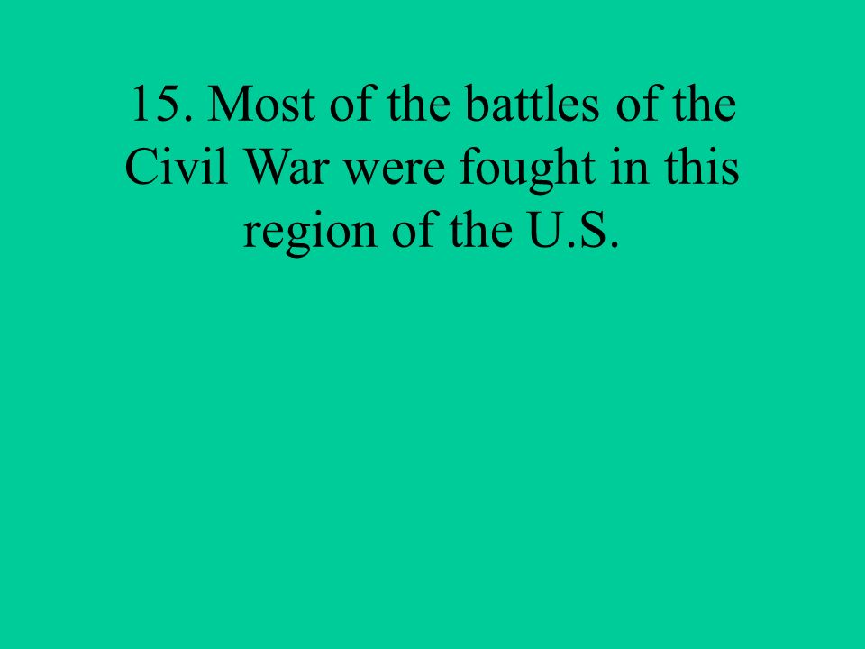 Where were the first shots of the Civil War fired