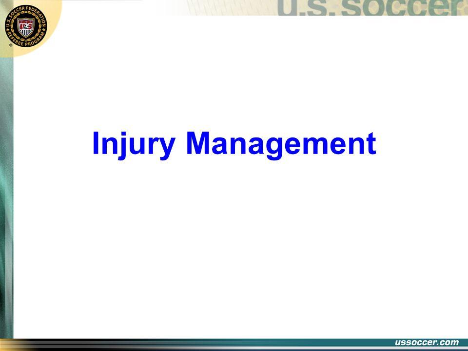 Injury Management