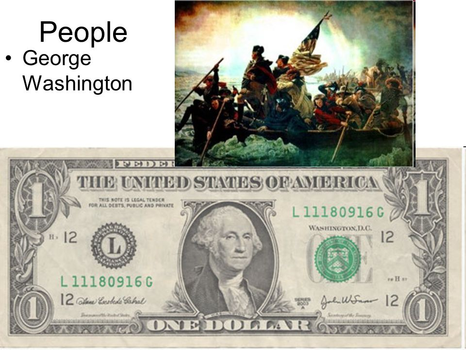 People George Washington