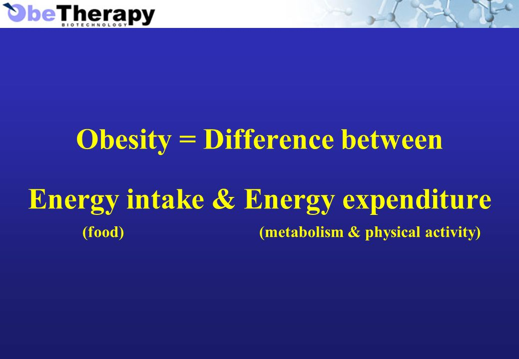 The pharmaceutical industry approach: Identify obesity genes Find molecules that are able to modulate the function of these target genes