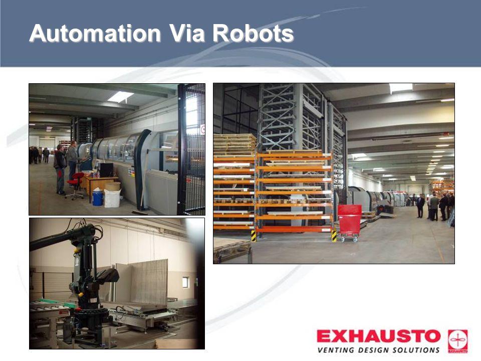 Sub Title Automation Via Robots