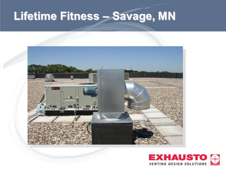 Sub Title Lifetime Fitness – Savage, MN