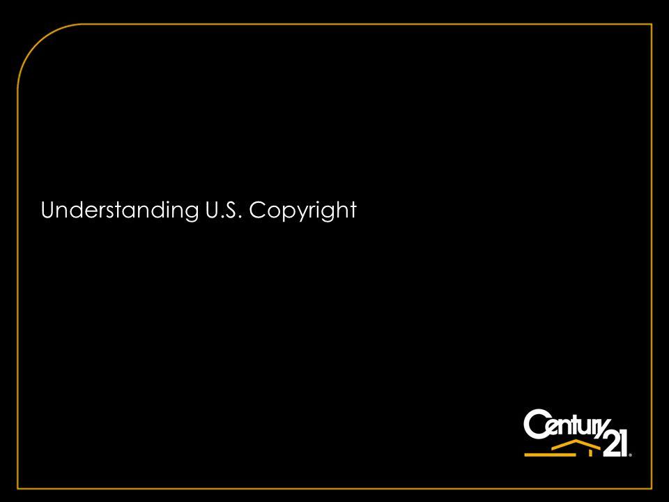 Understanding U.S. Copyright